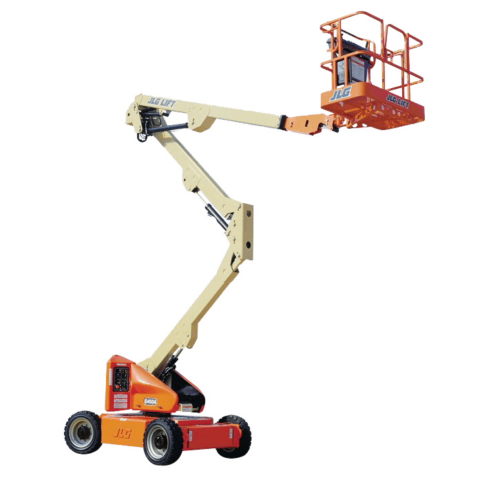 Articulated Booms Powered Access Hire