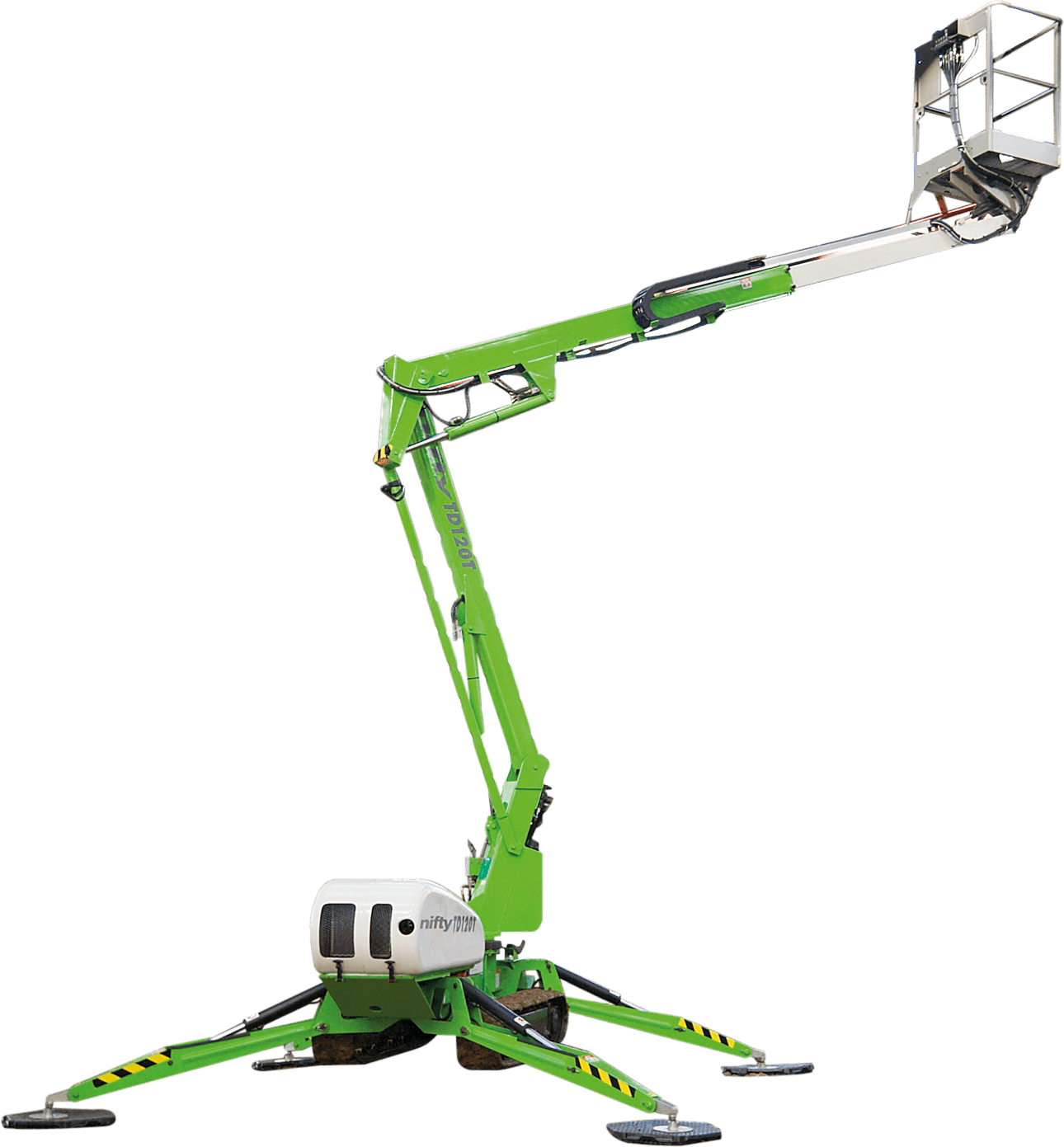 Tracked Boom Powered Access Hire
