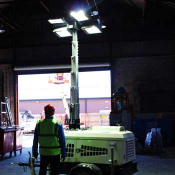 Power & Lighting Tower Hire