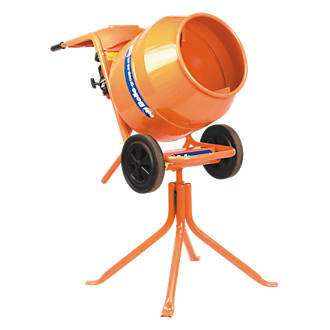 concrete mixer hire