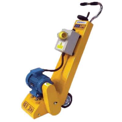 110V Electric Floor Planer Video