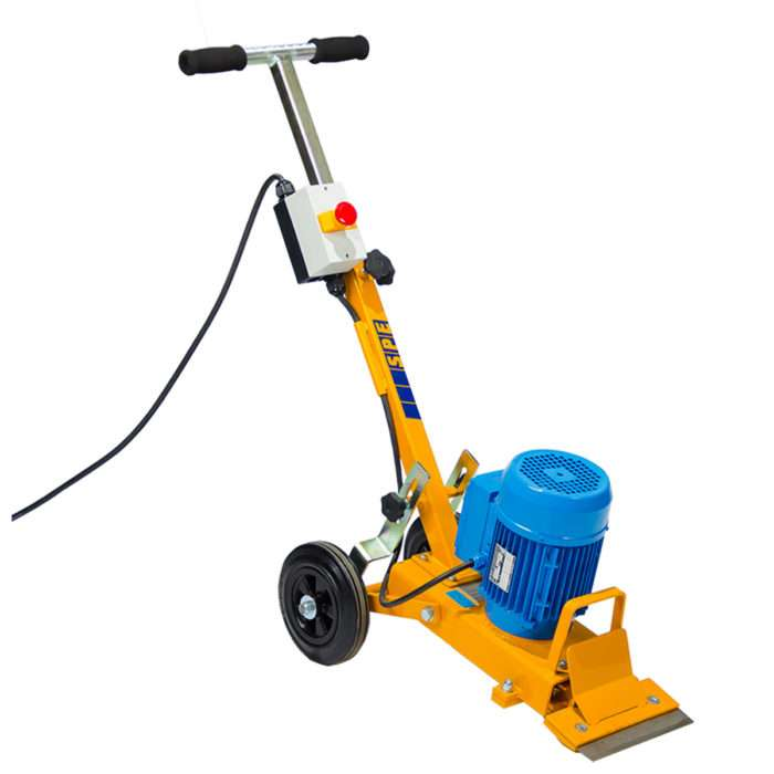 110V Trolley Floor Tile Stripper