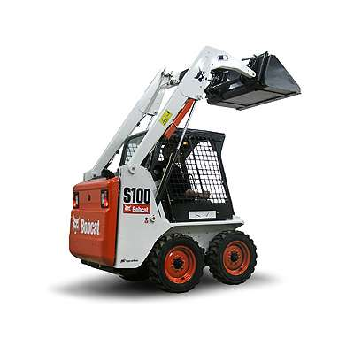 BOBCAT 553 Skid Steer Loader