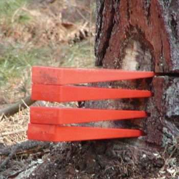 Steel Wedge for Tree Felling