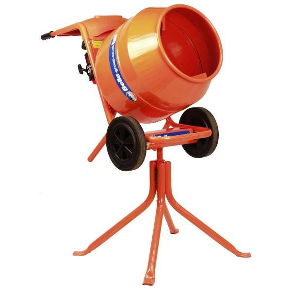 Petrol Concrete Mixer 1/2 Bag