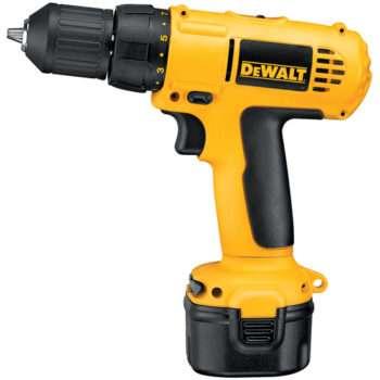 9.6v - 12v Cordless drill and charger