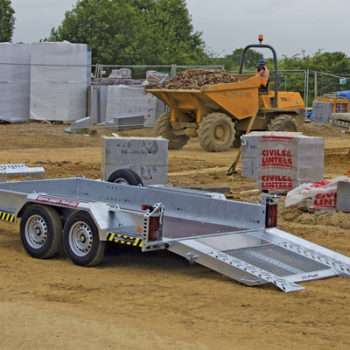 Plant/ Access Trailers
