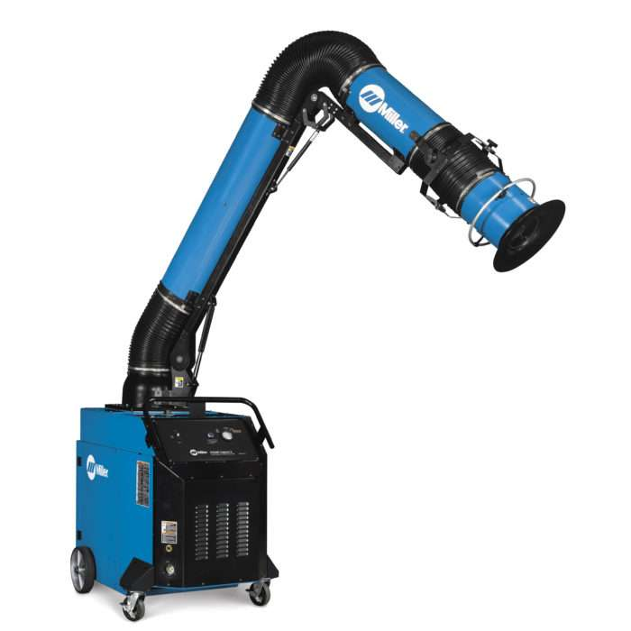 Welding Fume Extractor with Flexi Arm