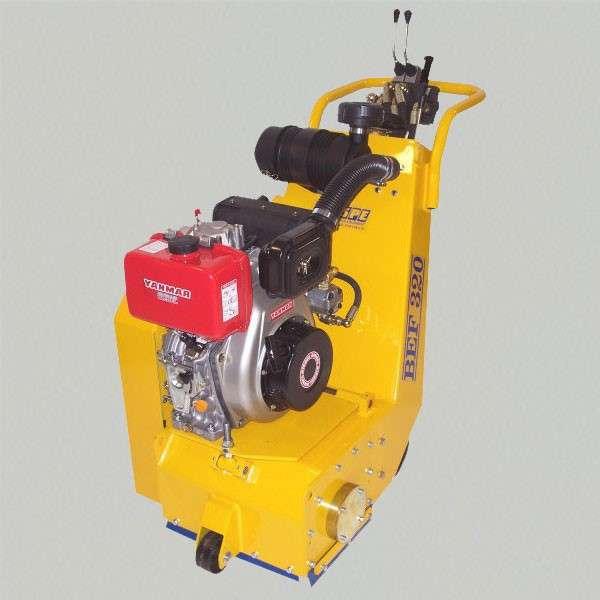 Floor Planer Diesel