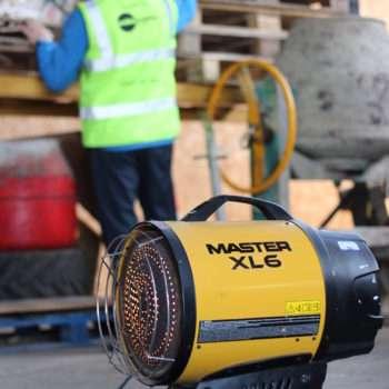 Fuel (Diesel) Indirect Heater Hire