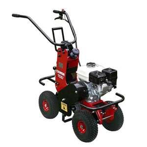 Camon TC07 Petrol Turf Cutter Hire Video