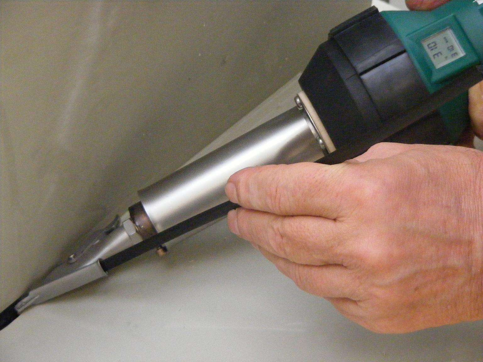 Hot Air Plastic Welding Gun Smiths Hire