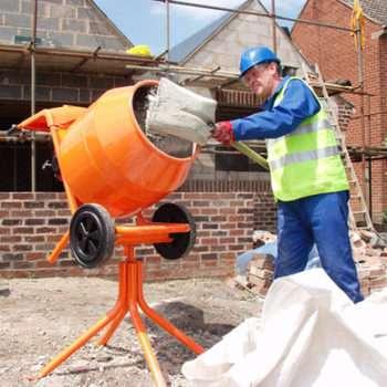 concrete mixer hire