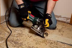 110V Hand Held Floor Tile Stripper