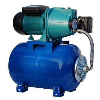 Surface Booster Pump