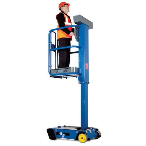 Pecolift 3.5m Low Level Access Platform