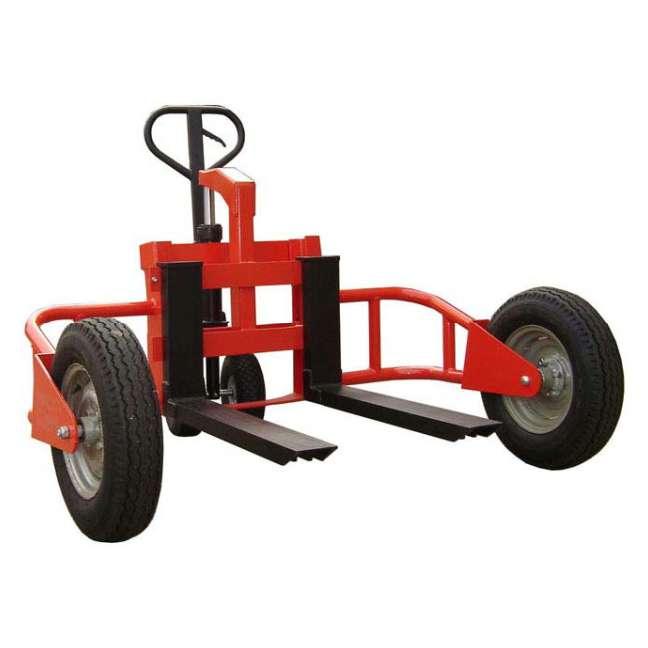 Rough Terrain Hydraulic Pallet Truck SWL 1500kg