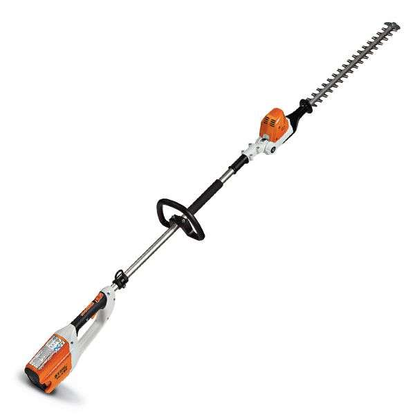 Stihl Long Reach Petrol Hedge Trimmer (24″) Video