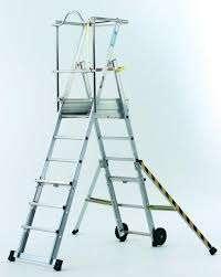 1.77m & 2.23m Adjustable Platform Steps