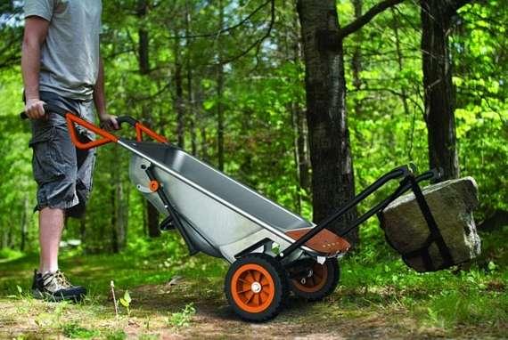 Lifting Wheelbarrow Smiths Hire