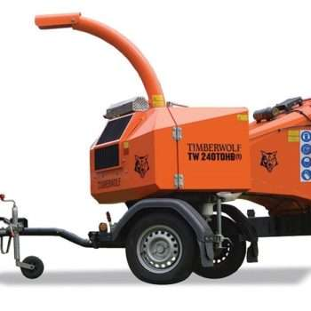 Road Towable Chippers