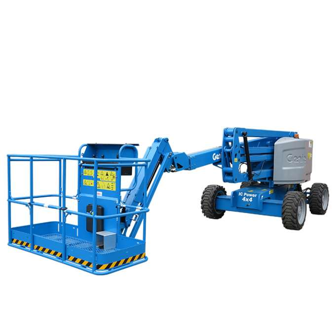 Genie Z45/25J RT Articulated Boom (WH 16.05m)