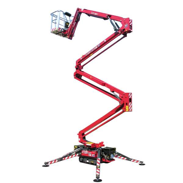 Spider Boom Powered Access Hire