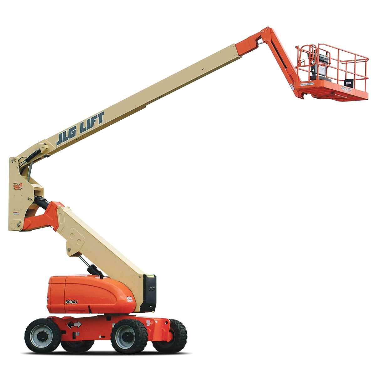 Cherry Picker Lift : Cherry picker hire jlg aj smiths equipment