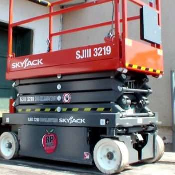 Skyjack SJ111 3219 Scissor Lift (WH 7.6m)