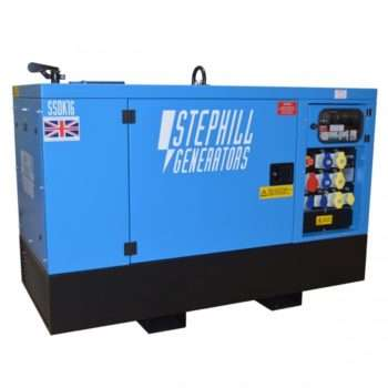 Skid Mounted Diesel Generators