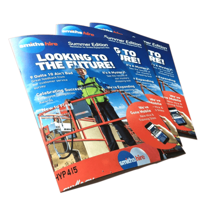 Smiths Hire Summer Newsletter 2016