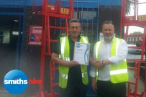 Smiths Hire Recognition Awards