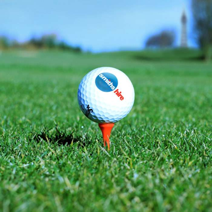 Smiths Hire Golf Event