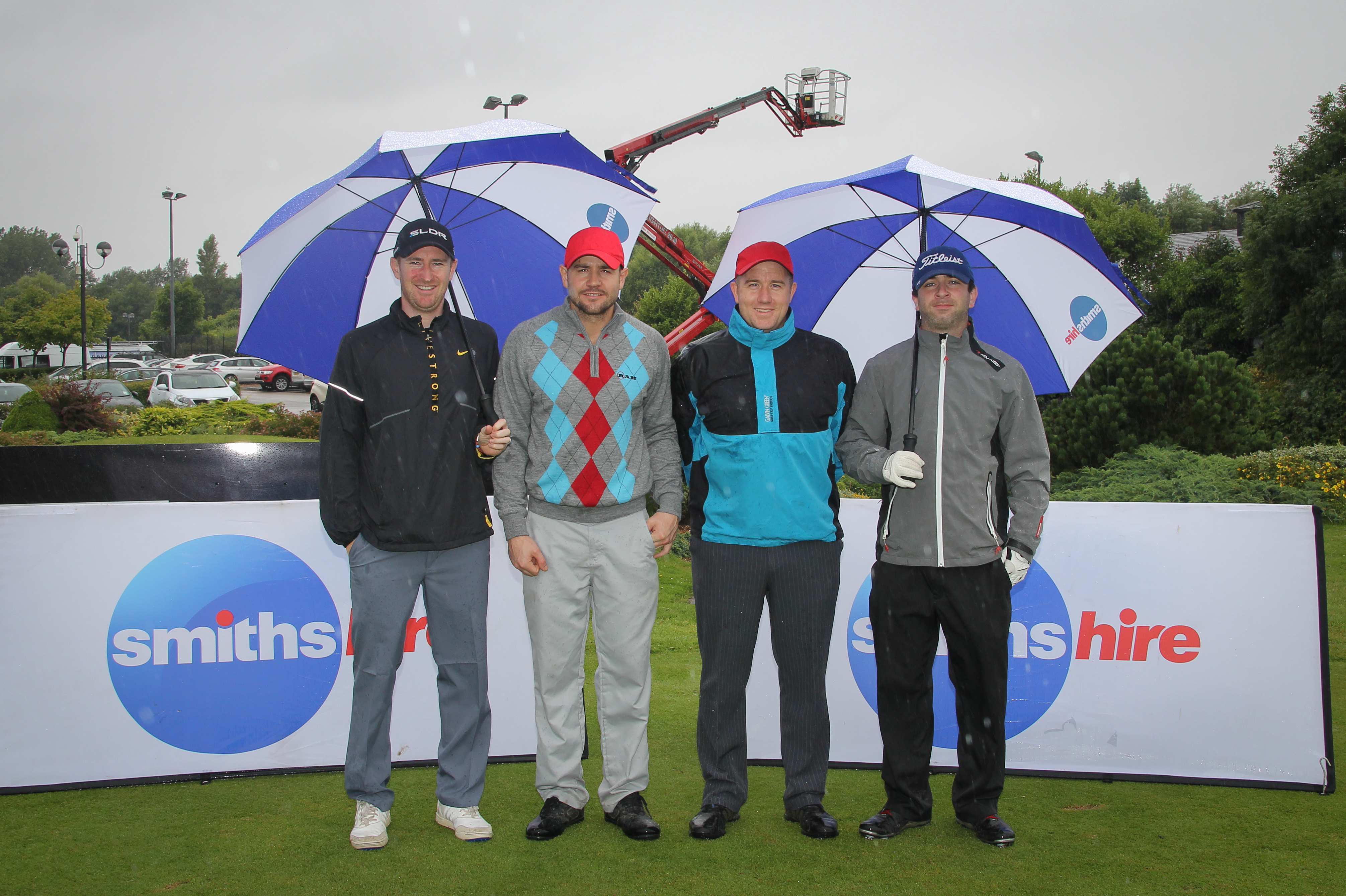 Smiths Hire Golf Day