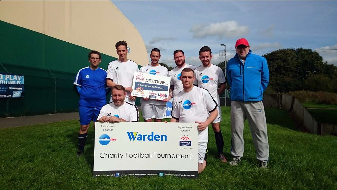 Warden Charity Football Tournament