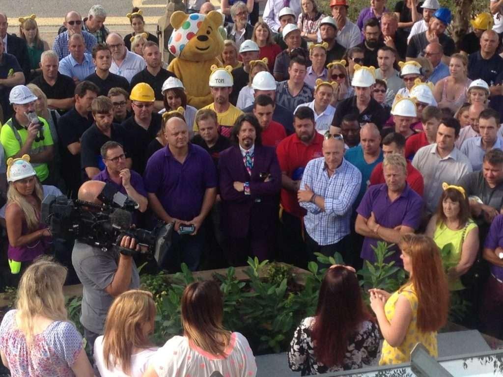 DIY SOS Blackpool Carers CiN