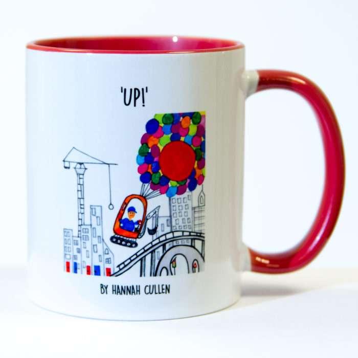 Design a Mug Winner