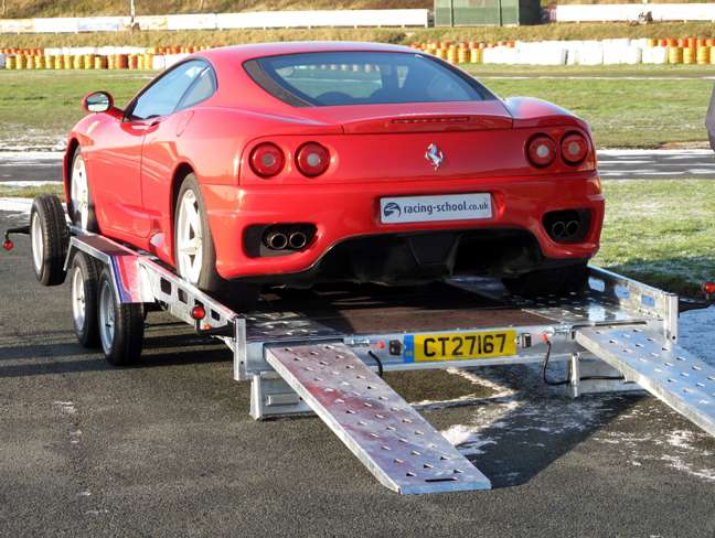 Car Trailer / Transporter
