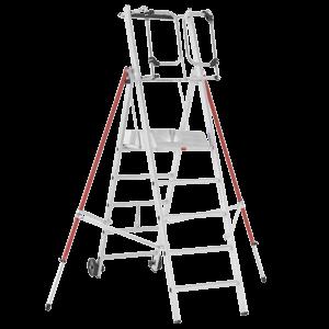Altrex RolGuard Adjustable Podium Steps