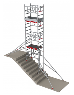 MiStairs Stairwell Kit
