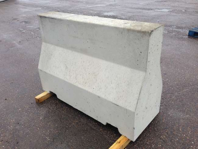 Concrete Security Barrier