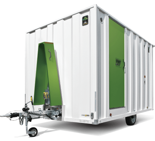 Towable Welfare Units For Hire