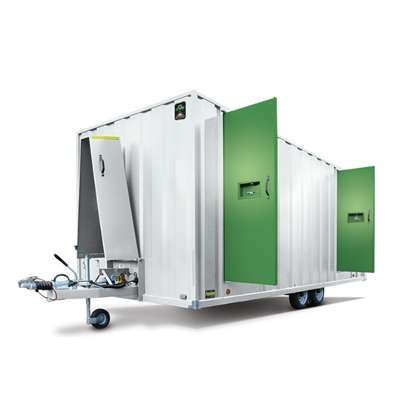 Site Welfare Unit For Hire