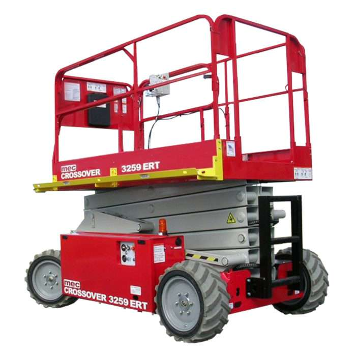 Electric Scissor Lifts | Powered Access | Smiths Hire