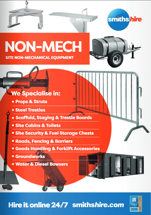 Non-Mechanical Plant Hire