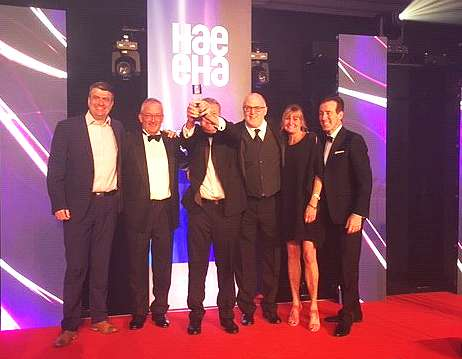 HAE Winners - Plant, Tool and Equipment Hire Company of the Year Award for 2019