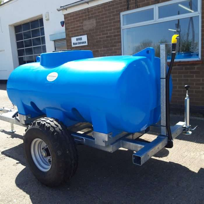 Towable Water Bowser