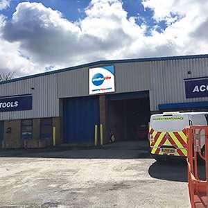 Smiths Hire Blackburn Depot
