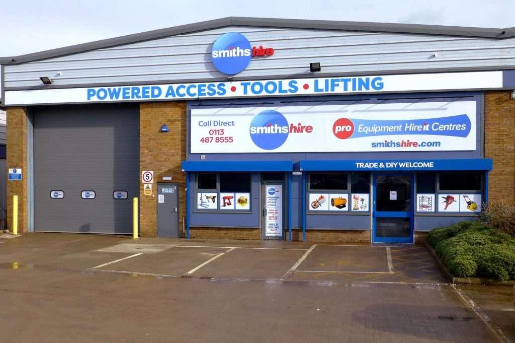 Smiths Hire Leeds Depot